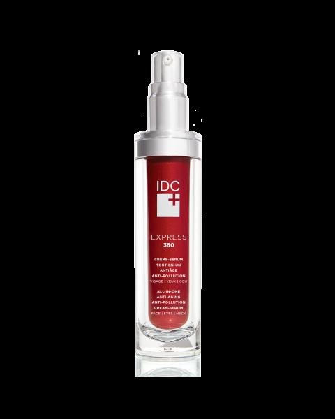 Crème-sérum tout-en-un antiâge antipollution EXPRESS 360