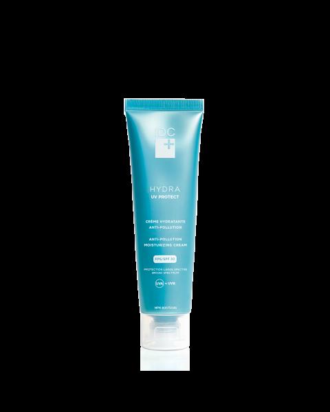 SPF 30 Anti-pollution Moisturizing Cream HYDRA UV PROTECT